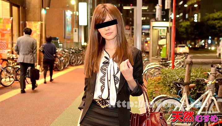 天然むすめ 10musume 050614_01 キャバ嬢ナンパ 〜◯るる似の可愛い女の子ゲット〜 早川リナ
