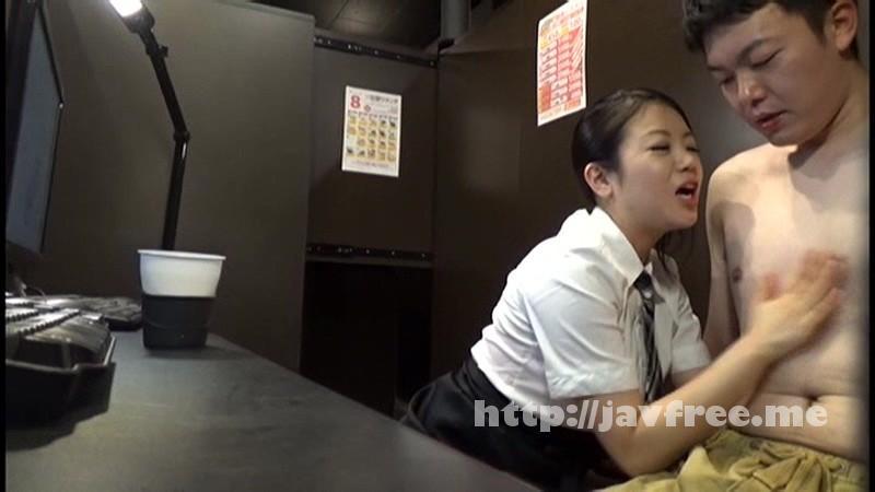 [SCPX-046] 都内某ネットカフェでは巨乳な人妻がオーダーされたら禁止されている本番行為まで許してしまう寝取られ裏メニューがあるという噂は本当か?