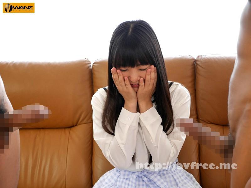[WANZ-387] 大きなチ○ポに狂った美少女 つぼみ