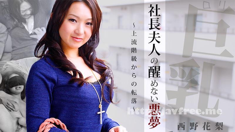 Heyzo 0574 西野花梨 ロリ巨乳!社長夫人の醒めない悪夢~上流階級からの転落~