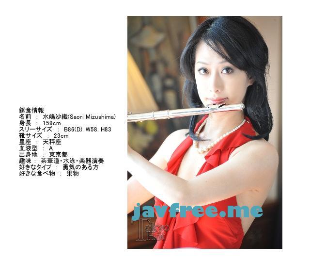 Tokyo Hot n0433 女流演奏家輪姦変イ短調 水嶋沙織