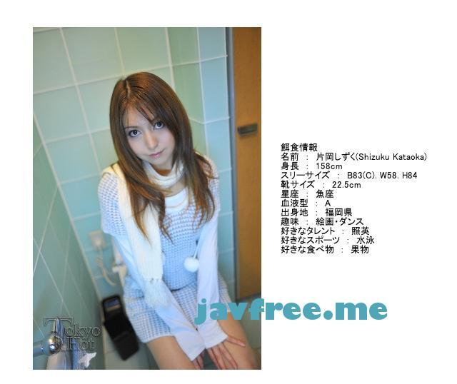 Tokyo Hot n0494 美形秘書二穴崩壊鬼輪姦 片岡しずく