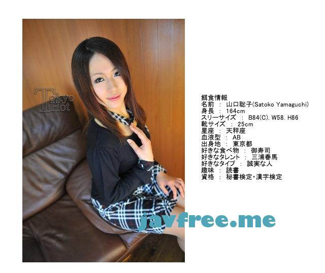Tokyo Hot n0508 女子大生輪姦調教孕孕汁 山口聡子