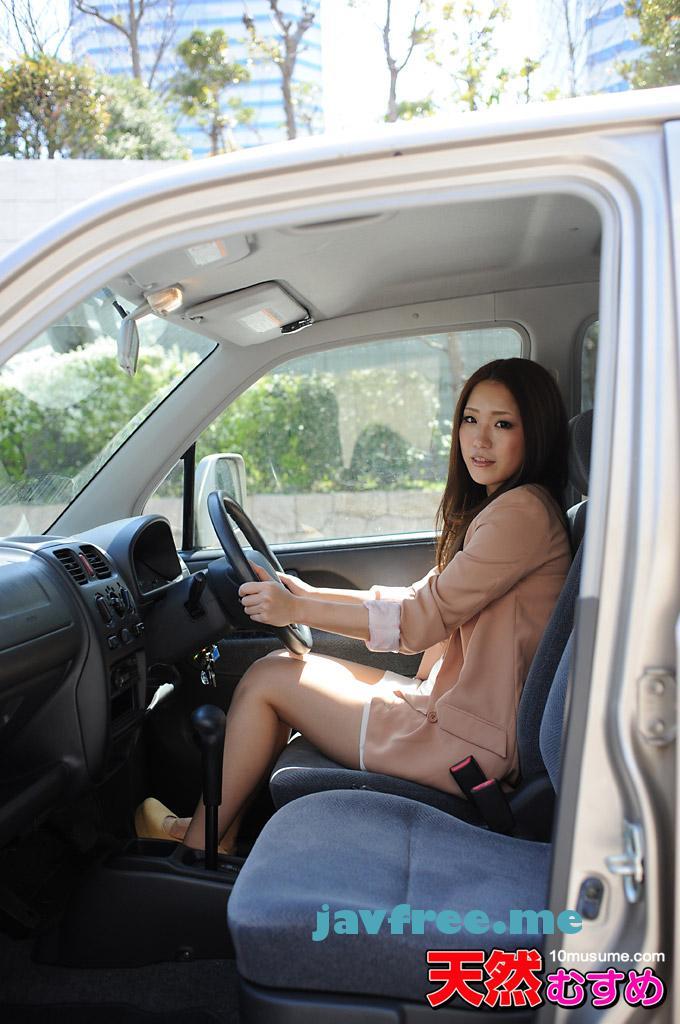 天然むすめ 063012 01 運転女子 ~いたずらドライブ、からのカーセックス~ 菅野由樹菜 天然むすめ 10musume