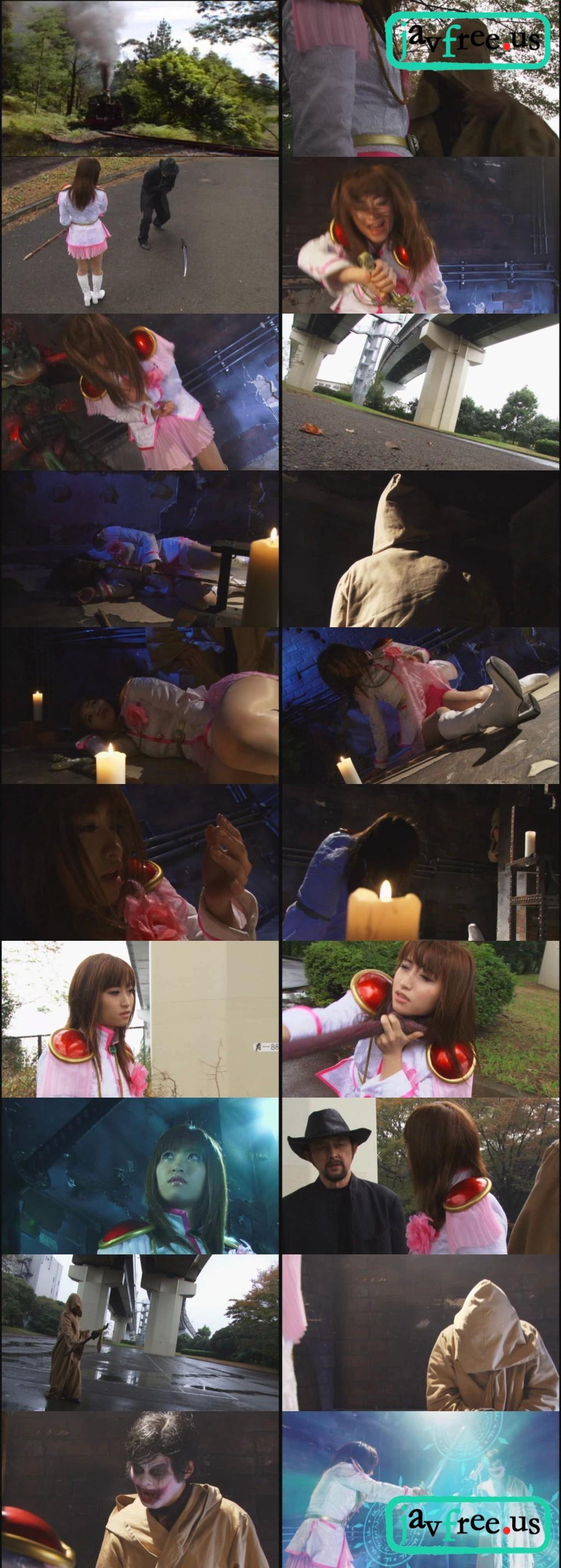 [ANIX 09] 美少女剣士アテナ 加瀬あゆむ ANIX