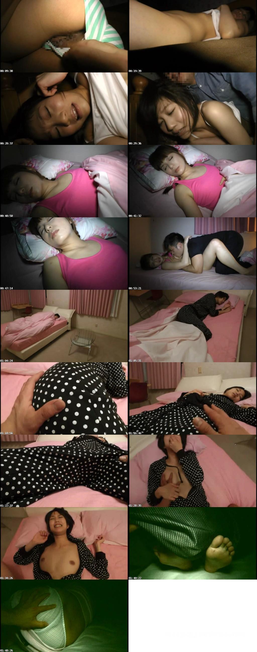 [AOZ 160] 妹の寝室に忍び込む兄の投稿映像 AOZ