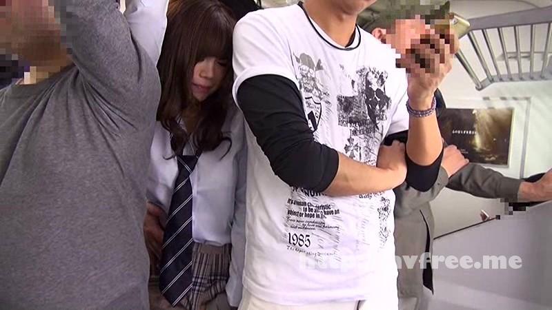 [AOZ 221Z] JKスカートぶっかけ痴漢盗撮 AOZ