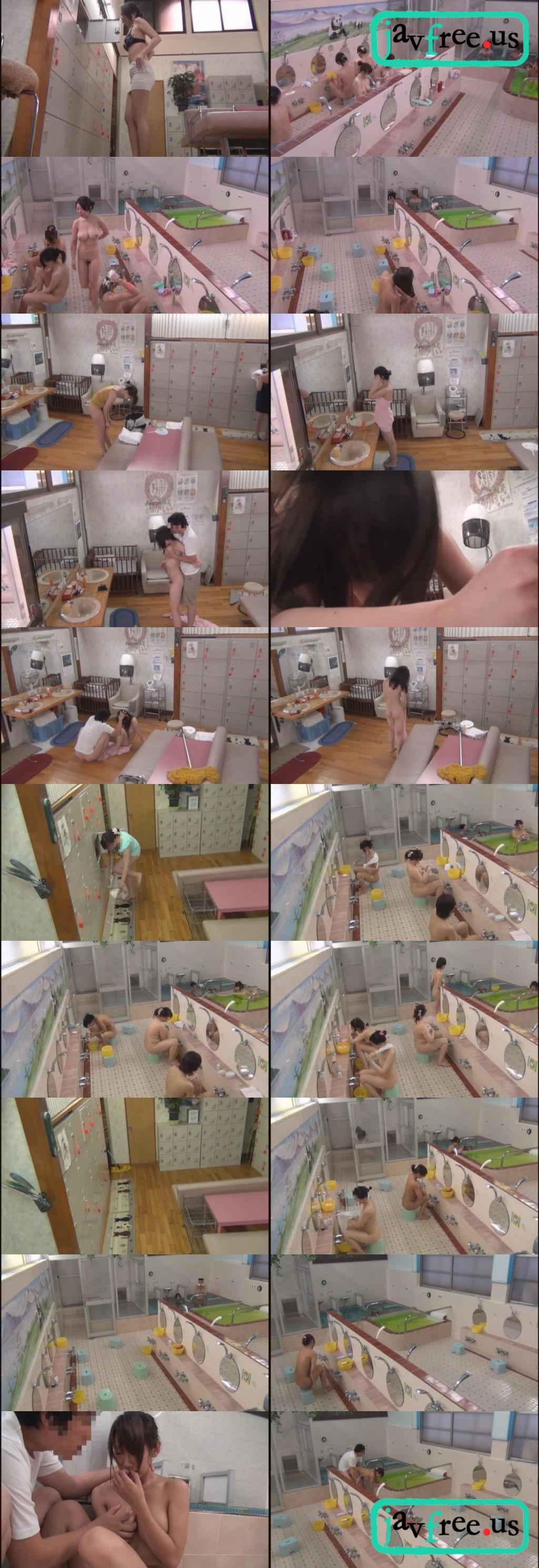 [AOZ 081] 番台による銭湯レイプ盗撮映像 AOZ