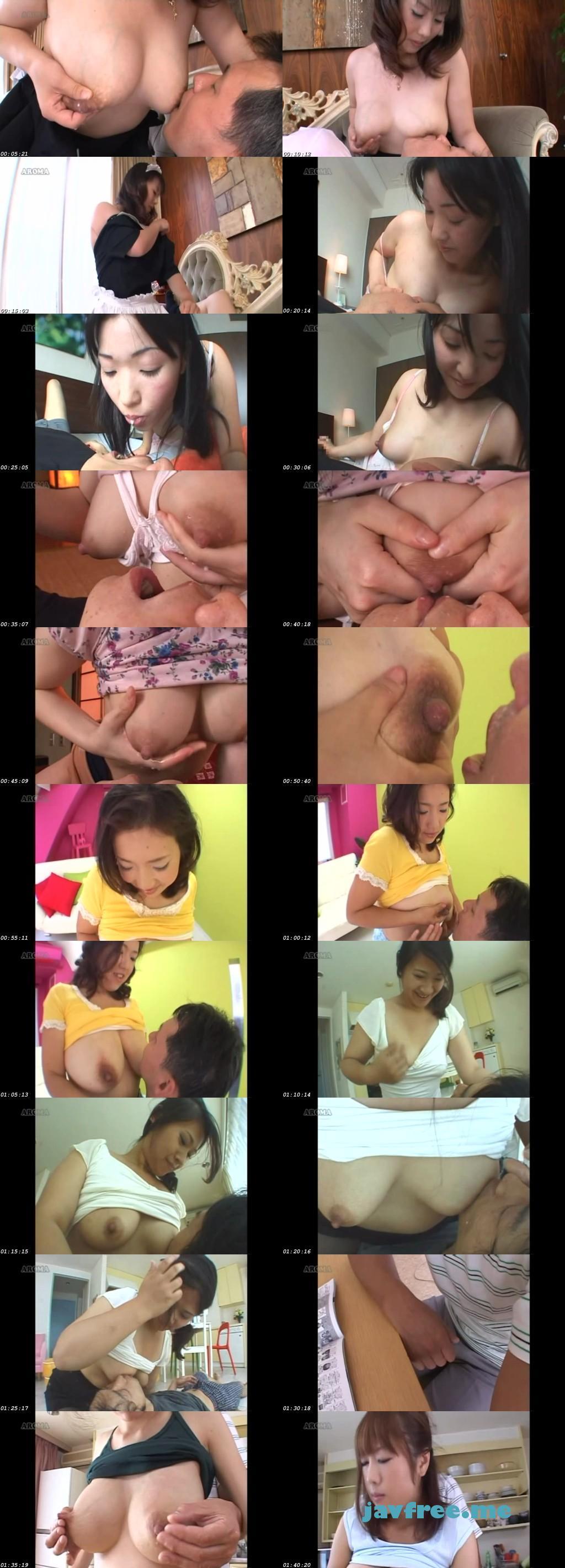 [ARM 080] 母乳奥様 授乳プレイコレクション12 美河さき 松原志穂 本条直子 倉橋舞 三上涼子 ARM