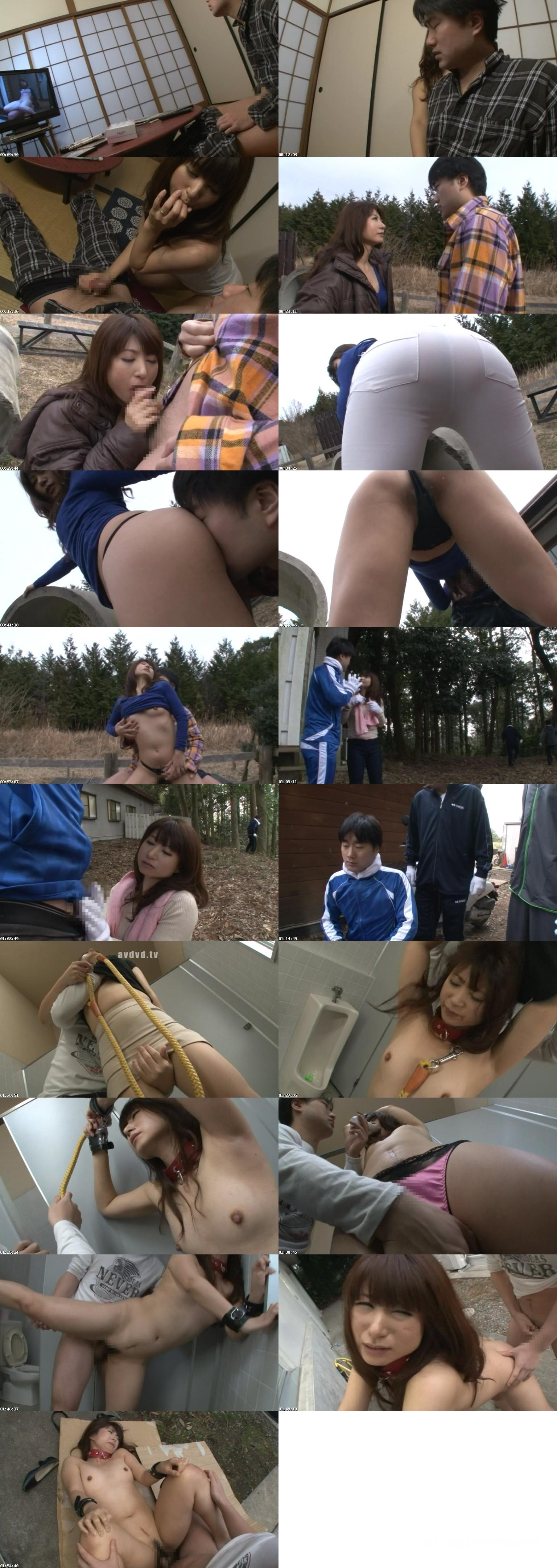 [ARWA 025] 野外で僕を悩殺する露出狂の母 菅原直美 菅原直美 ARWA