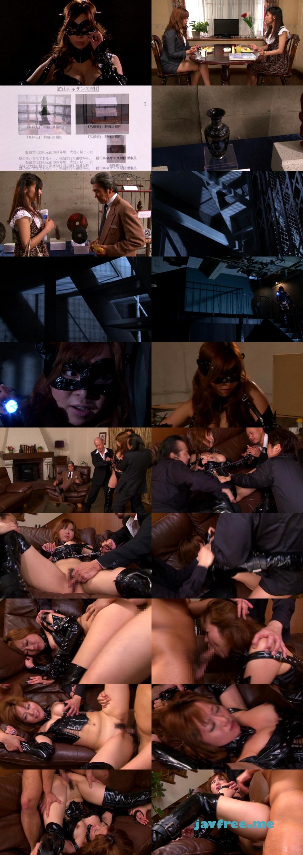 [HD][ATID 184] 女怪盗 女豹10 幻の性像「異邦人」 Kaori ATID