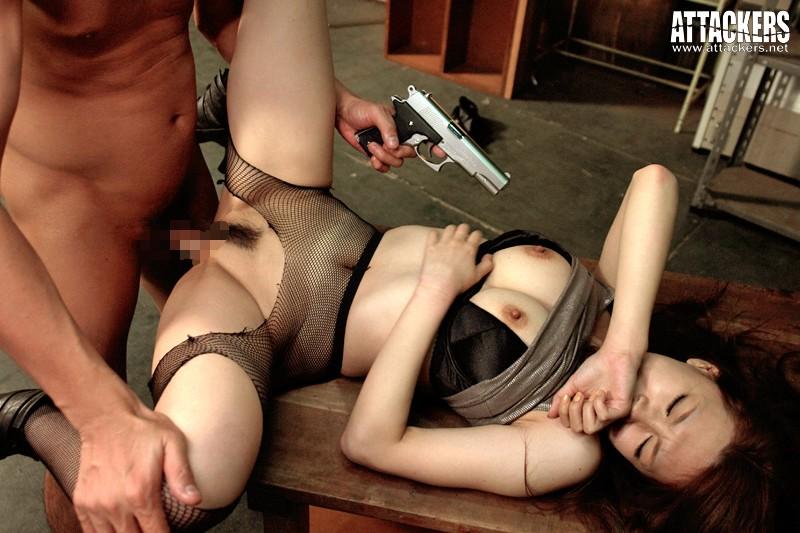 [HD][ATID 175] 女捜査官アリサ 汚された白い肌 黒木アリサ 黒木アリサ ATID