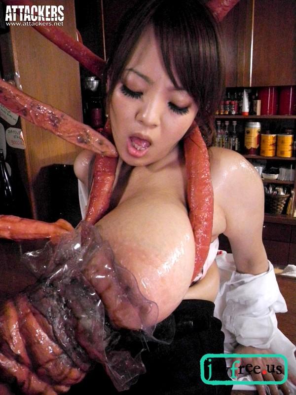 [HD][ATID 192] 触手に溺れて― 人妻強制受胎 Hitomi 田中瞳 Hitomi ATID