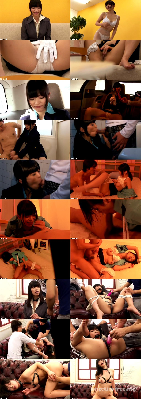 [ATRW 003] THE婦人警官 LADY POLICE 拘束 ロープで縛り付けてデンマ責めされる交通課のお巡○さん ATRW
