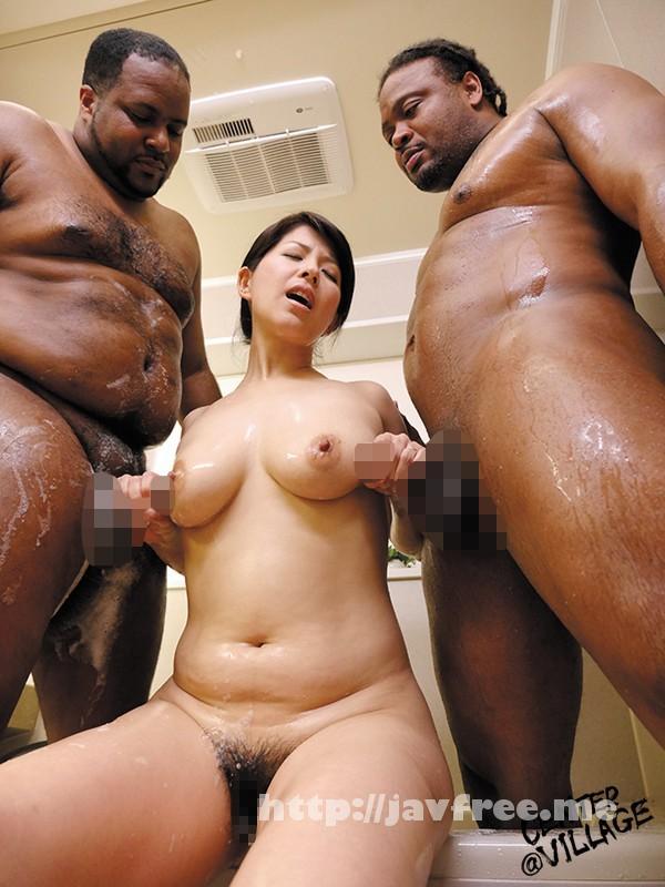 [AVOP 183] デカマラ黒人の衝撃に濡れる淫乱妻 笹山希 笹山希 AVOP