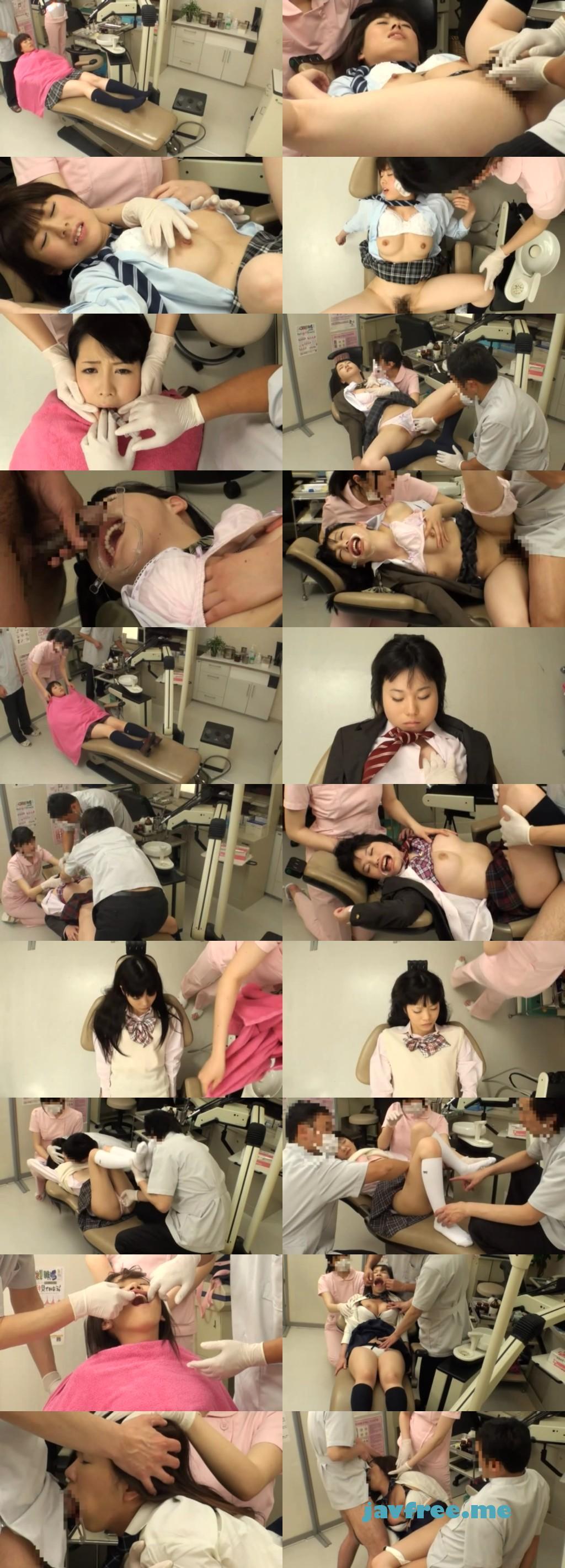 [BKSP 348] 歯科麻酔で性玩具にされた女子校生 2 BKSP