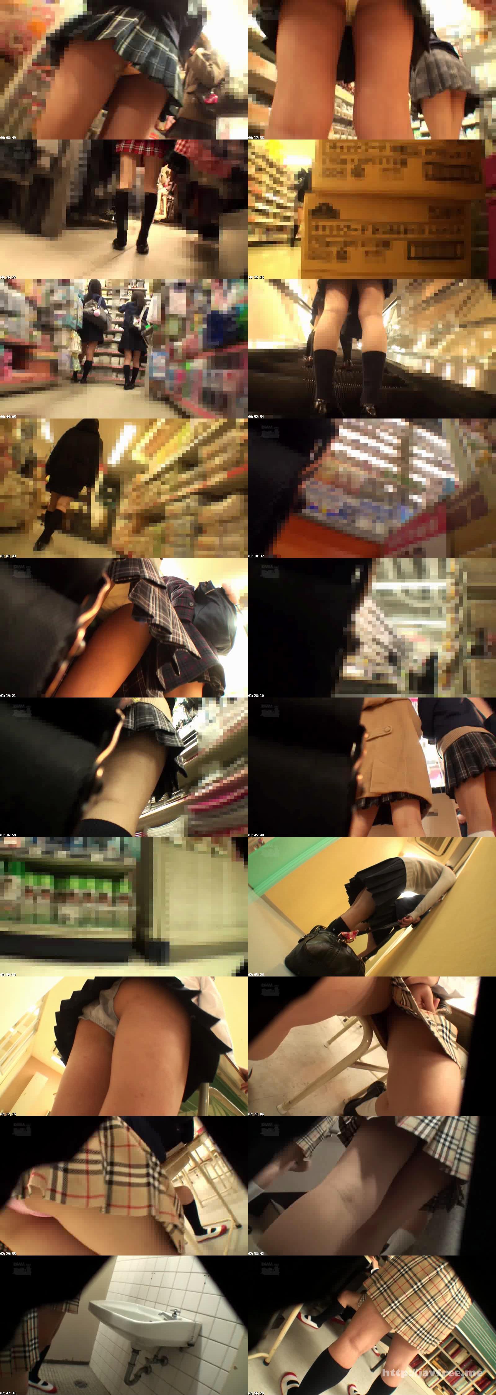 [CLUB 171] 1920×1080 Full HD Premium街エロ盗撮東京パンチラ捜査線 Blu ray (ブルーレイディスク) CLUB