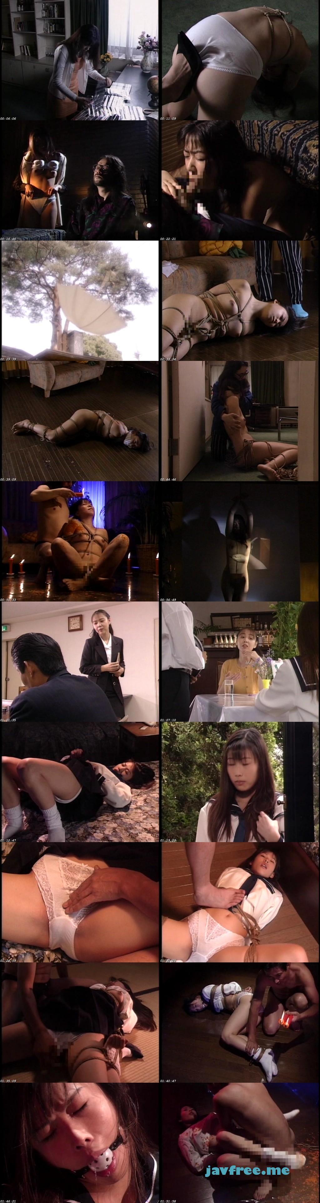 [CMA 001] インモラル天使セレクション 水島千彰 小川流菜 姫ゆり CMA
