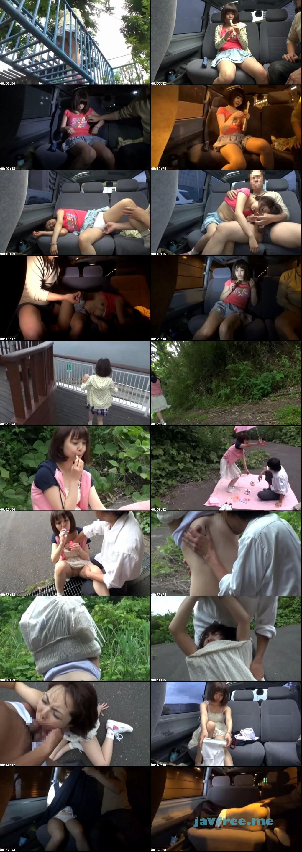 [CRE 003] 悪戯茶巾少女 ともちゃん スカートめくりでオマンマンいじめ CRE