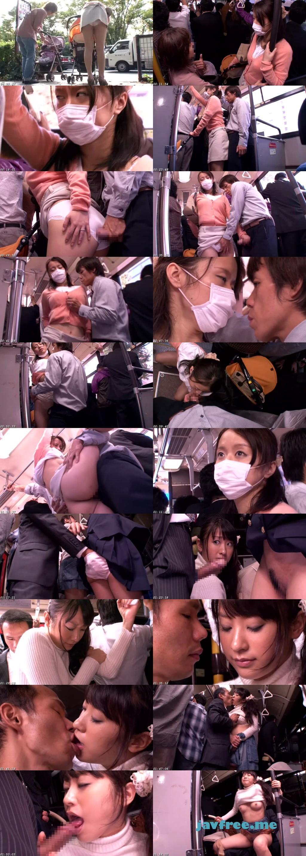 [DANDY 309] 「路線バスでベビーカー妻のミニスカ尻に勃起チ○ポを擦りつけてヤる」 VOL.1 DANDY