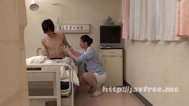[DANDY 408] 「久しぶりに若くて硬い勃起角度150度チ○ポを見た看護師が『本当はヤりたい…』欲情を我慢している(顔/背中/脇)の汗だく反応を見逃すな!」VOL.3 DANDY