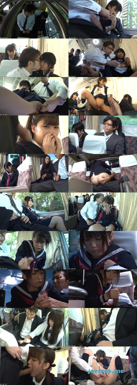 [DANDY 303] 「某お嬢様大学付属の中高一貫女子校スクールバスには勃起チ○ポを見たことの無いウブな女学生だらけ! ヤりたい放題の状況で貴方なら何発ヌケますか?」 VOL.1 DANDY