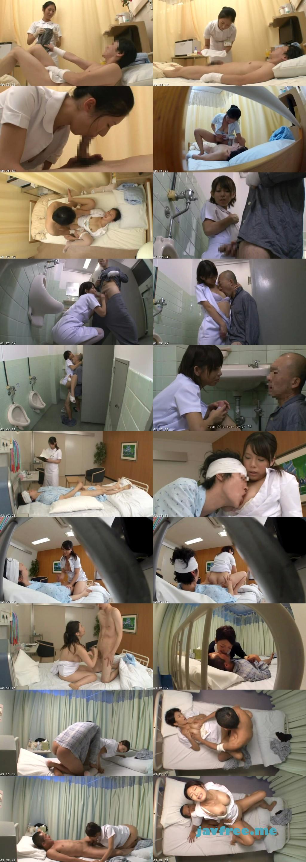 [DANDY 310] 「入院中の禁欲生活で暴発寸前の童貞チ○ポを見た看護師は手とり足とり優しく筆おろししてくれるか?」 VOL.1 DANDY