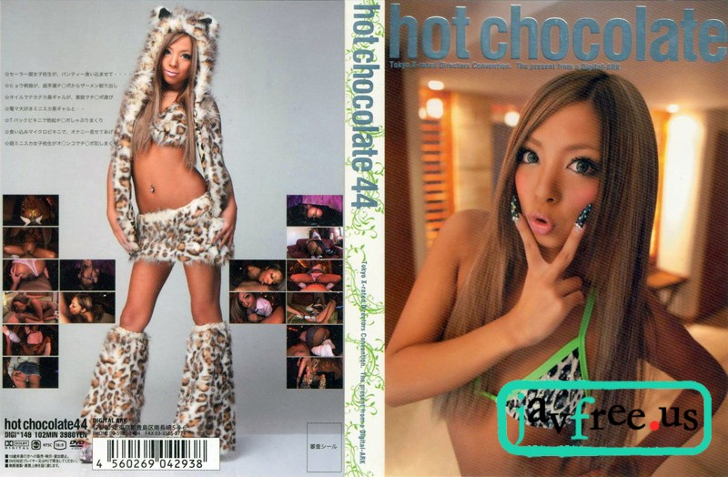 [DIGI 149] hot chocolate 44 つばさ Sexy Leg hot chocolate DIGI