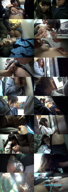[DISM 013] 関東痴漢師協会監修 2013年上半期活動報告 被害者10名 DISM