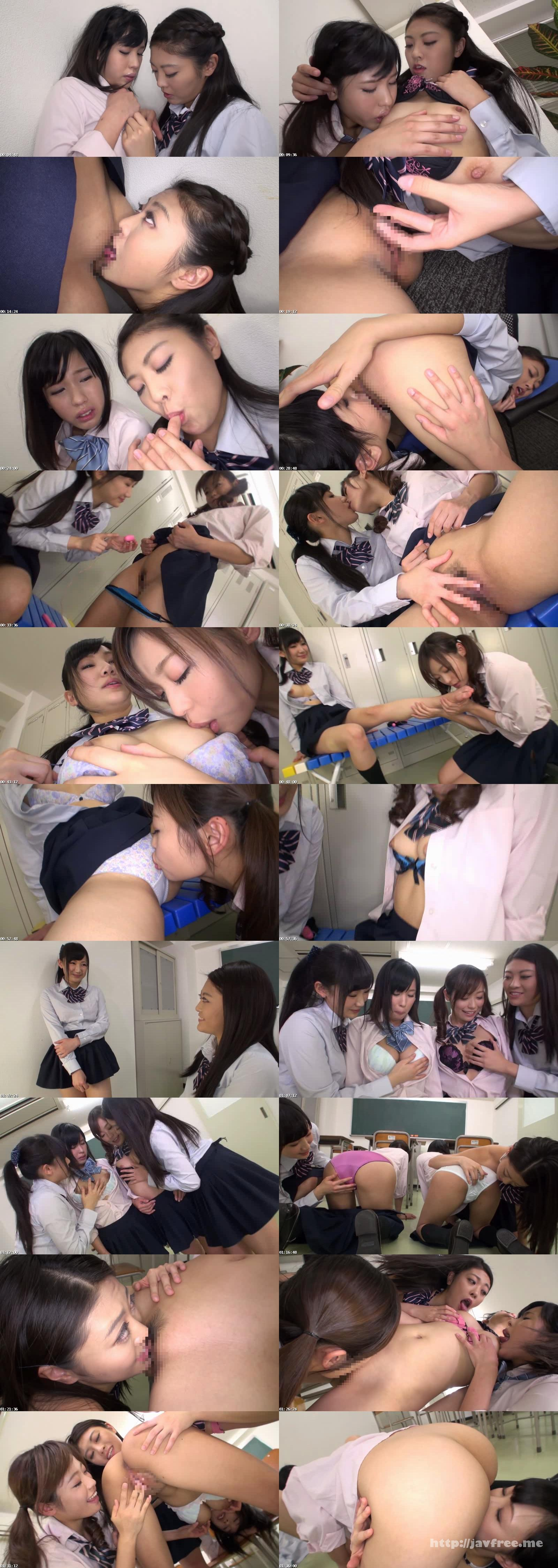 [DIV 193] 女子校スワッピングレズビアン 2 鈴森汐那 逢沢るる 星川麻紀 みおり舞 DIV