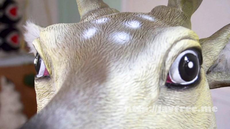 [DOKS-395] ANIMAL MASK LESBIAN