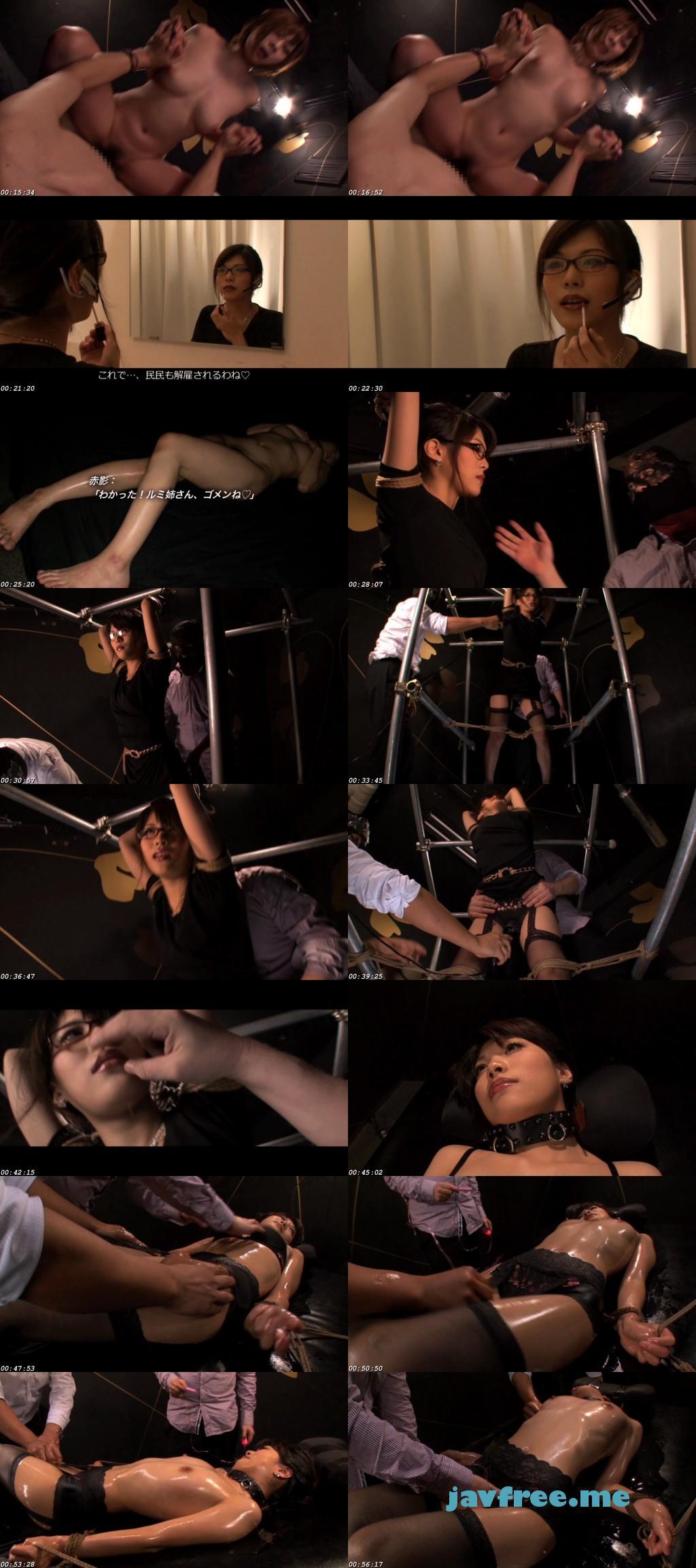 [HD][DPXI 001] [女体陥落プログラム] 恍惚PX  Inspection 01「難攻不落の女スパイ ~イキ過ぎた人体実験~」間宮ここ 城井聖花 間宮ココ 城井聖花 DPXI
