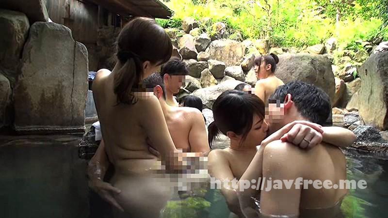 [DVDES 784] 『未経験者のみ応募可。興味のある方ご応募ください。』静岡県○○市○○旅館で初めてのスワッピング相手大募集!! 夫婦交換中出し混浴温泉の旅 DVDES