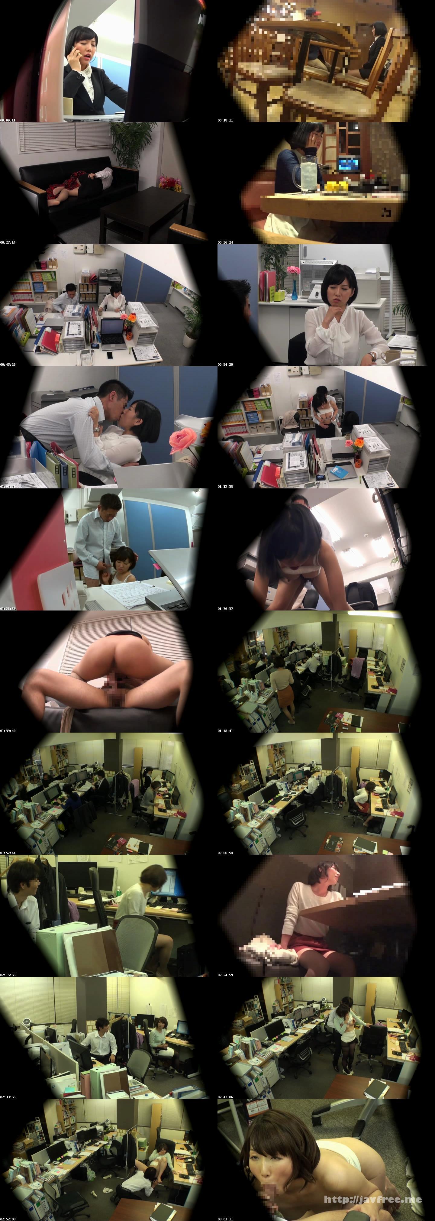 [DVDES 815] 巨乳の上司と職場でセックスしたい…2人きりのオフィスで残業中に部下のイケナイ欲望を告白された年上の女子社員は身体を許してしまうのか!?バレたら即懲戒免職の社内盗撮でそのヤリたい願望をAV制作会社が完全バックアップ!! DVDES