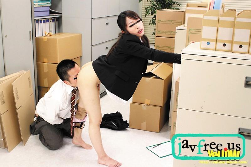 [ELO 348] 真面目に働く女がうっかり見せる無防備チラリズムは最高の勃起薬だ ELO