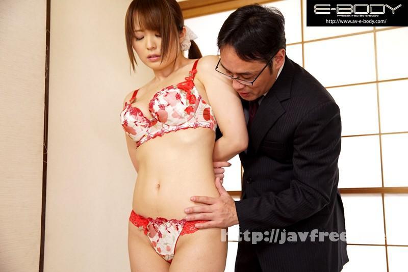 [EYAN 018] 補正下着屋の女房 夫のために通販番組で商品モデルになる美人妻 ゆいの ゆいの EYAN