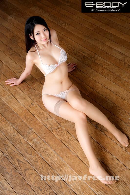 [EYAN-080] 絶倫若妻 E-BODY専属デビュー スリム美巨乳の完璧ボディ 美田さえ