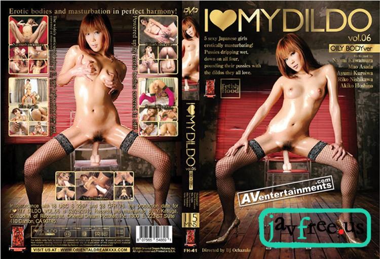 [FH 41] I Love My Dildo Vol. 6 I Love My Dildo FH