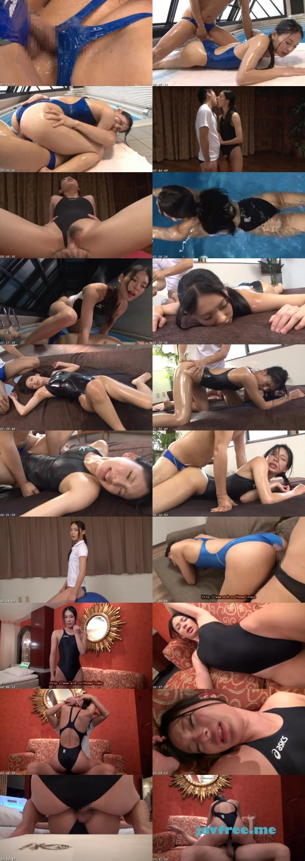 [FSET 412] 競泳水着の女 瀧川花音 瀧川花音 FSET