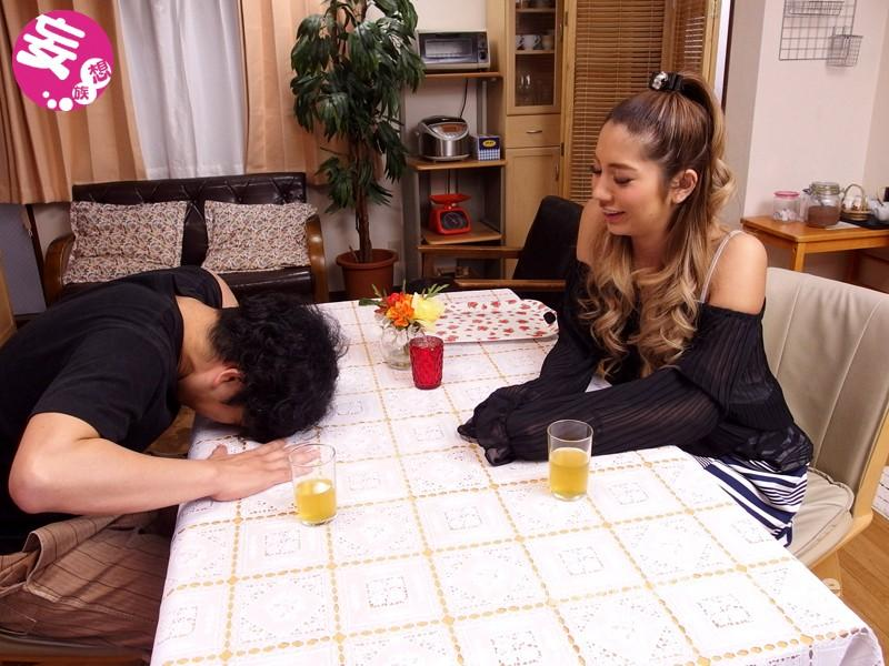 [GDQN 004] ヤリマン疑惑のギャルママ 上原花恋 上原花恋 GDQN