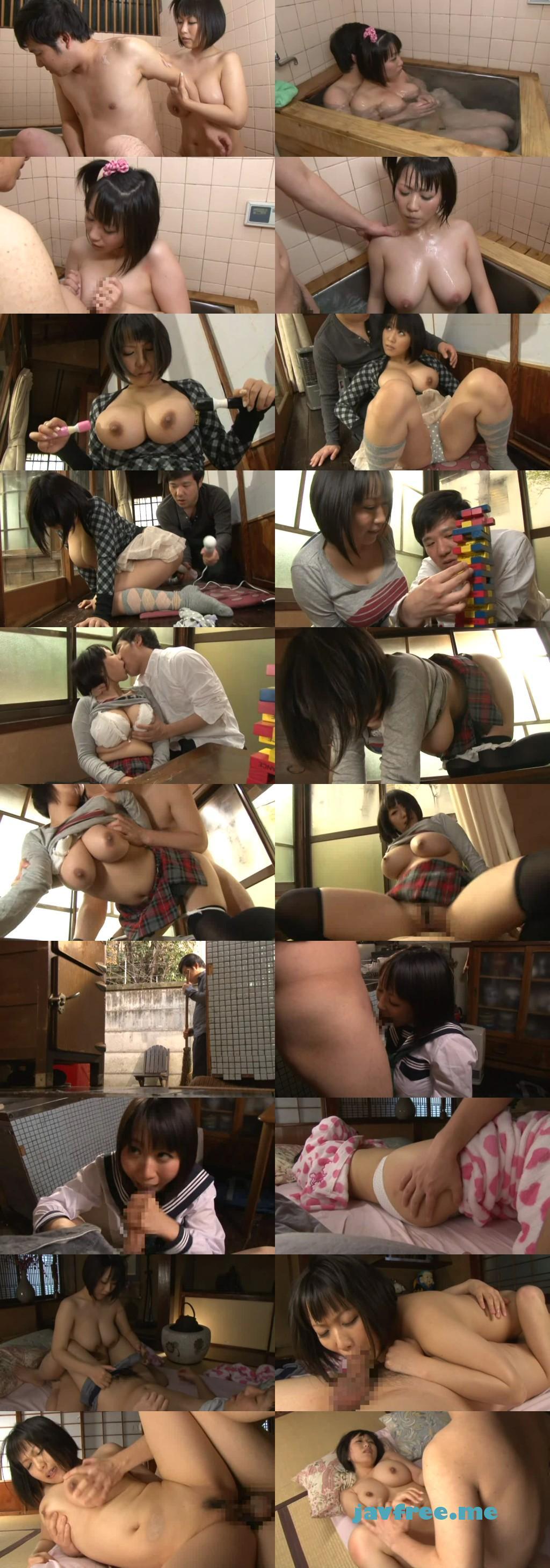 [GG 027] 数年ぶりに会った叔父さんに「昔みたいに、一緒にお風呂に入ろうよ」と成長した身体を平気で見せる超巨乳の姪っ子 前田優希 前田優希 GG