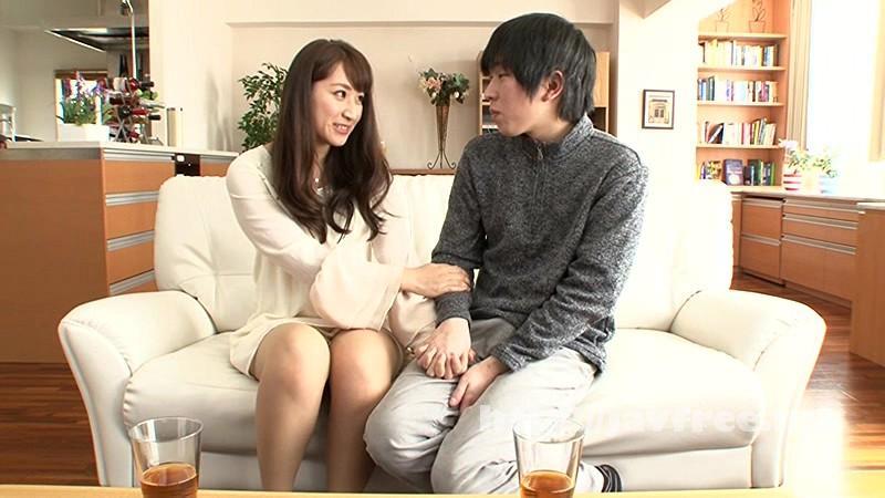[HAWA 043] 「何回イッてもいいですよ」優しすぎる素人奥さんが夫に内緒で童貞筆おろし! HAWA