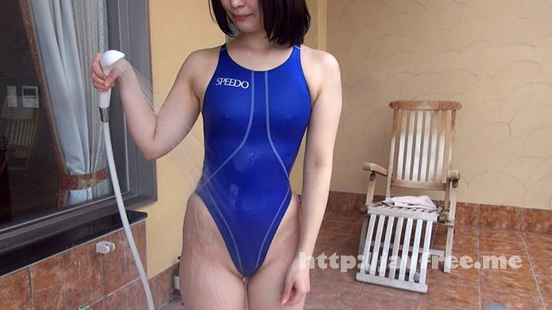 [HICT 011] 僕の妹の競泳水着 裕奈22歳 プリ尻銀行OL 2 HICT