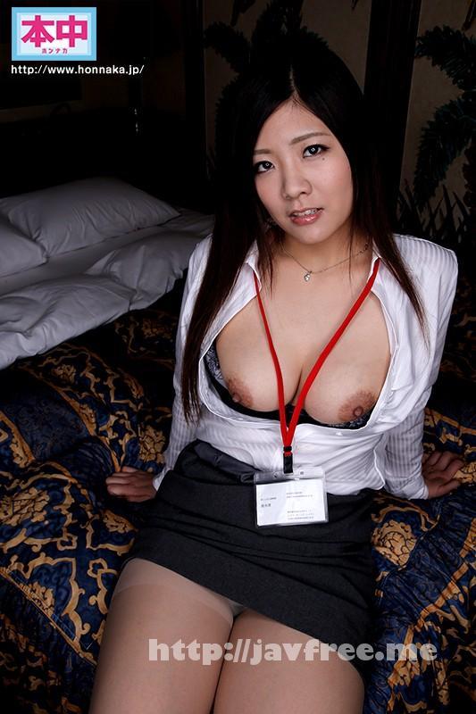 [HND-379] あの大企業で働く隠れ巨乳OL妊娠OK中出し営業廻り 黒木澪