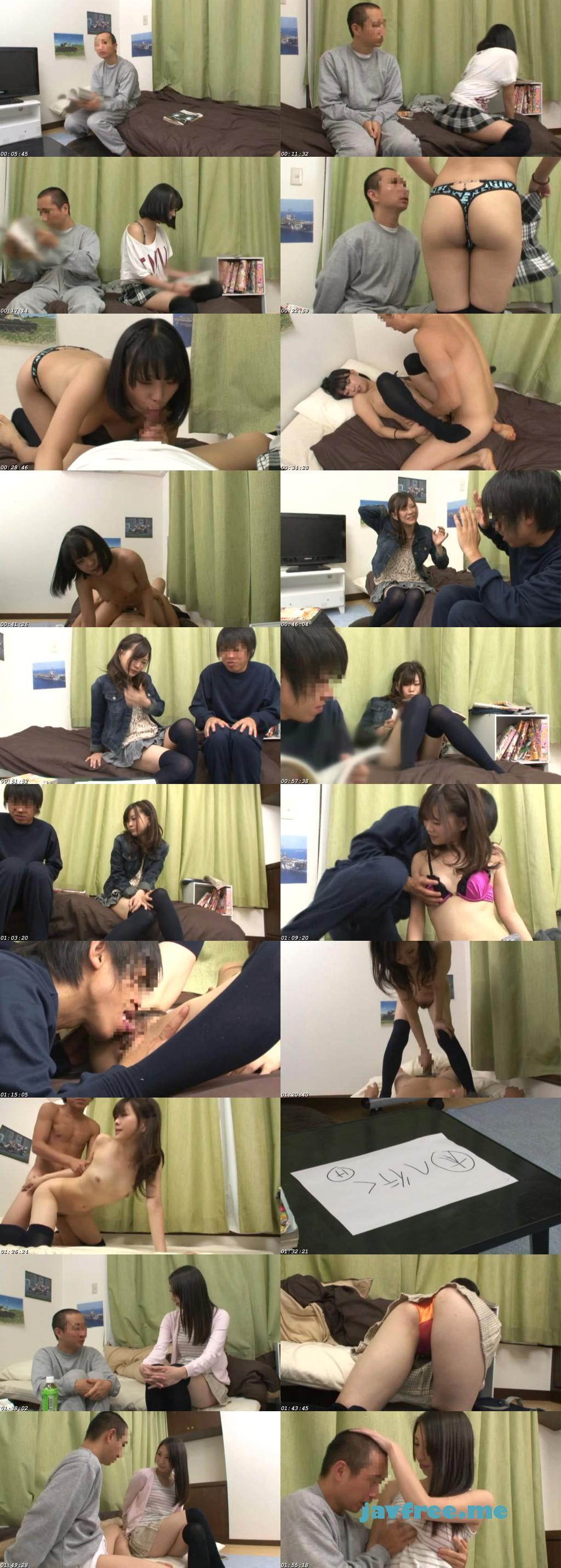 [HUNT 674] ショック! ○い頃超キレイで真面目だった親戚のお姉ちゃんがヤリマンに!?東京の大学に行ってすっかりヤリマンになってしまった親戚のお姉ちゃんが親族の集まりで我が家にやってきて久しぶりに再会!! HUNT