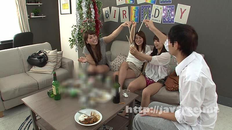 [HUNTA 054] 小・中・高と全く友達が出来なかった僕は、誕生日を家族以外に祝ってもらったことがない。さすがに20歳の誕生日なのに可哀想だと姉が勝手に気を遣い、姉の友人を集めてくれた。でも、ただ飲みたいだけのタチの悪い姉の友人たちは祝うどころか、どんどん酔っ払って… HUNTA