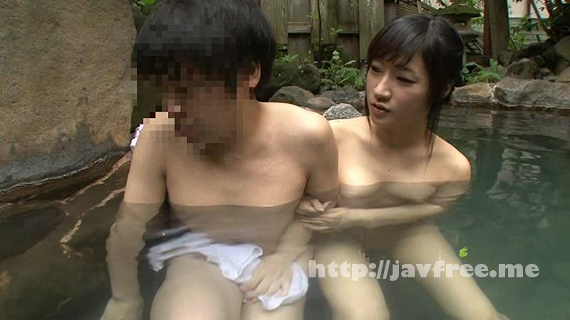 [IENE 433] 彼氏にフラれた姉がドタキャンされた温泉旅行に僕が代わりについていったらまさかの混浴露天風呂で相部屋! IENE