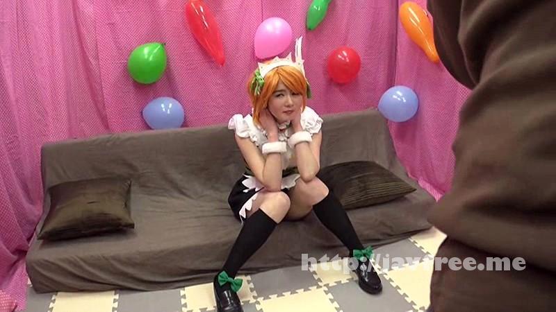 [IENE-672] コスプレ×素人×中出し 初めてのコスプレ撮影で舞い上がる素人お嬢さんを騙してハメちゃいました!!