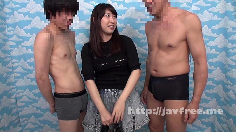 [IENE-707] 東新宿で見つけた優しくて美巨乳な人妻に18cmメガチ○ポを素股してもらったらこんなヤラしい事になりました。