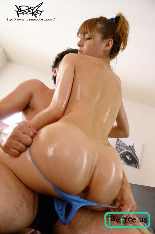 [HD][IPTD 812] OIL BODY SEX Rio 柚木ティナ Rio IPTD